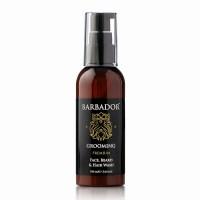 Barbador Face, Beard & Hair Wash 100ml