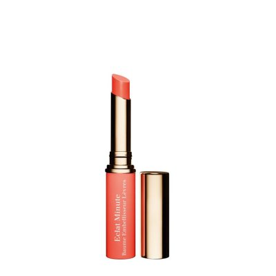Clarins Instant Light Lip Balm Perfector Lipstick #04 Orange 1.8g