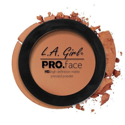 L.A. Girl Pro Face Matte Pressed Powder Chestnut