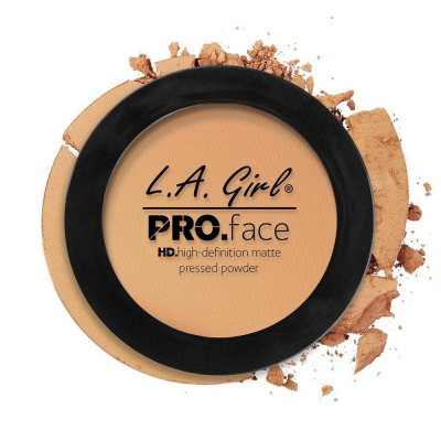 L.A. Girl Pro Face Matte Pressed Powder 10 Classic Tan
