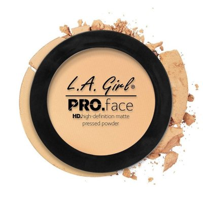 L.A. Girl Pro Face Matte Pressed Powder 04 Creamy Natural