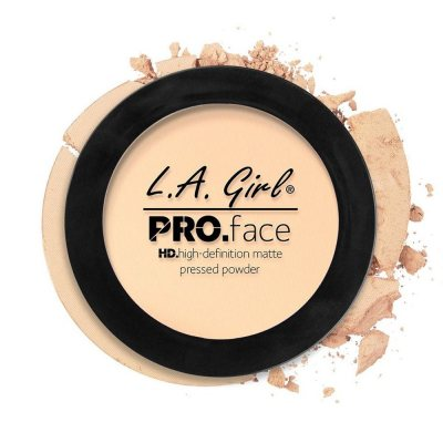 L.A. Girl Pro Face Matte Pressed Powder 01 Fair