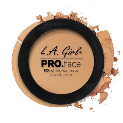 L.A. Girl Pro Face Matte Pressed Powder 09 Medium Beige