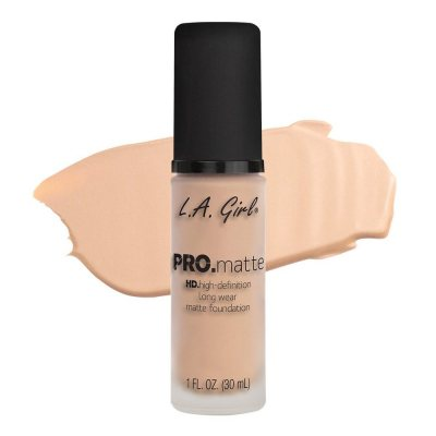 L.A. Girl Pro Matte Foundation Porcelain 30ml