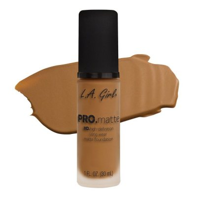 L.A. Girl Pro Matte Foundation Warm Sienna 30ml