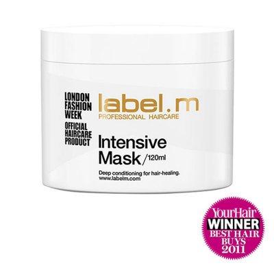 Label. M Intensive Mask 120ml