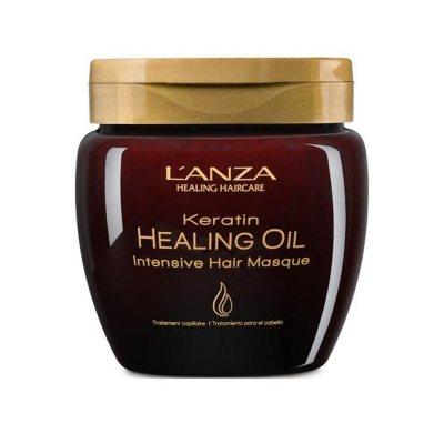 LANZA Keratin Healing Oil Intensive Hair Masque 210ml