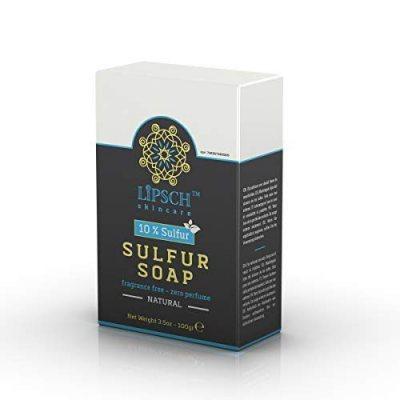 Lipsch 10% Sulfur Soap 100gr