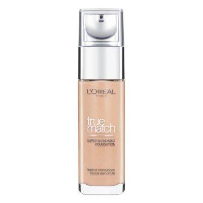 L'Oreal True Match Liquid Foundation 7W Golden Amber 30ml