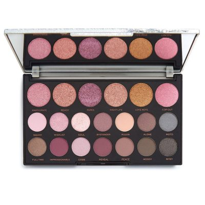 Makeup Revolution Jewel Collection Eyeshadow Palette Opulent