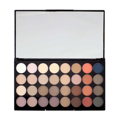 Makeup Revolution Ultra 32 Shade Eyeshadow Palette Flawless Matte 2