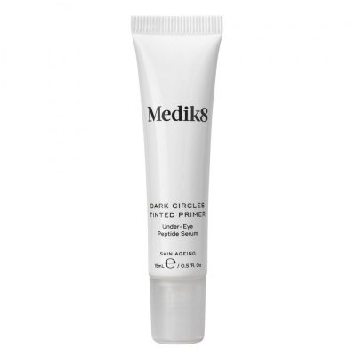 Medik8 Dark Circles Tinted Primer Peptide Eye Serum 15ml