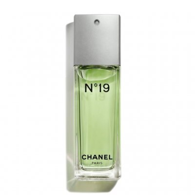 Chanel No.19 edt 100ml DEMO (leakage on cellophane)