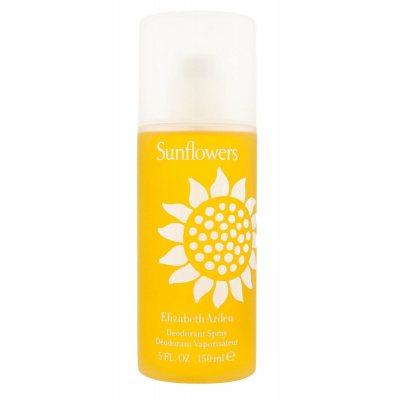 Elizabeth Arden Sunflowers Deodorant Spray 150ml