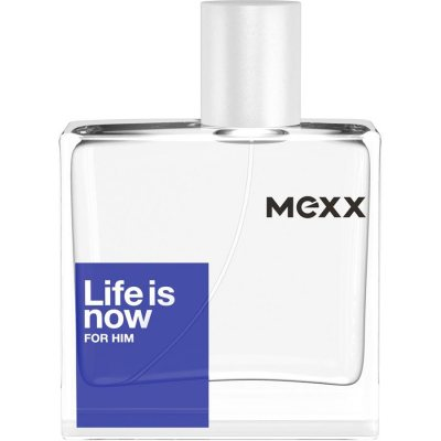 Mexx Life Is Now For Him edt 30ml