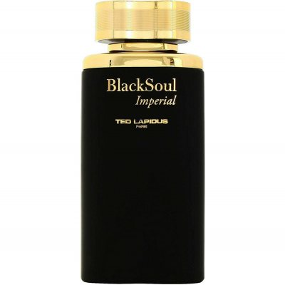 Ted Lapidus Black Soul Imperial edt 100ml