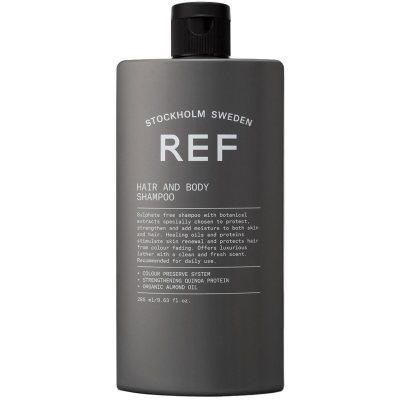 REF Hair And Body Shampoo 285ml