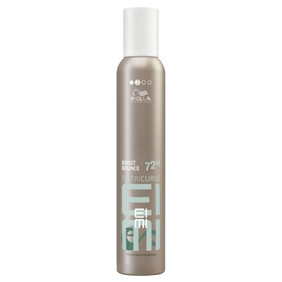 Wella EIMI Nutricurls Boost Bounce Curl Enhancing Mousse 300ml