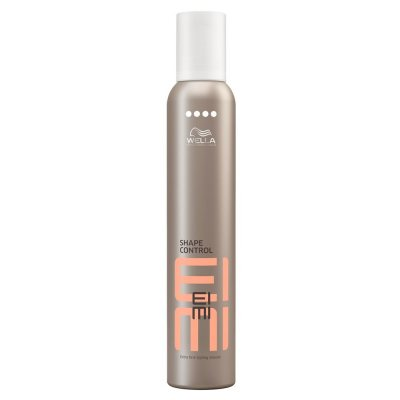 Wella EIMI Shape Control Extra Firm Styling Mousse 500ml